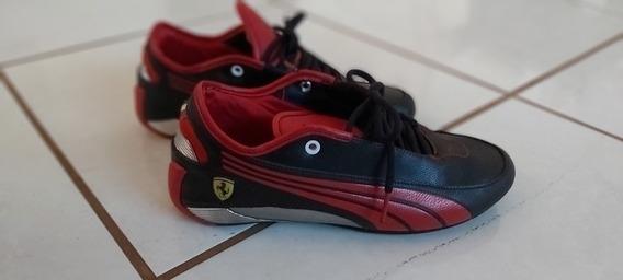 Tênis Puma Ferrari Original
