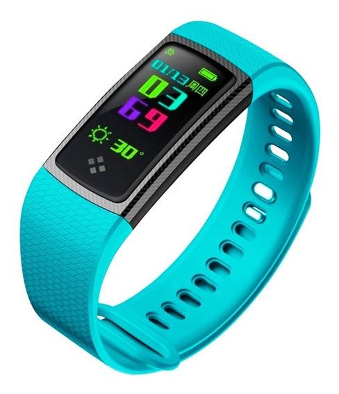 Redlemon Smartband Watch Reloj Inteligente Ritmo Cardiaco S9