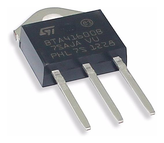 100 Triac Bta41-600b