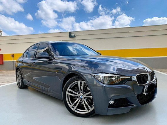 Bmw 320i M Sport Gp - 2018 - 9.500kms - Blindado