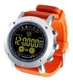 Smartwatch Reloj Inteligente Sumergible Ex19 Celular Android