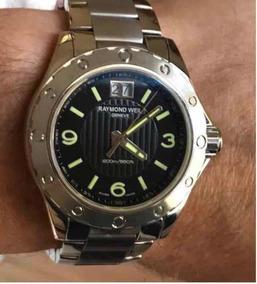 Relógio Raymond Weil Sport Rw 8150, C/documentação, Original