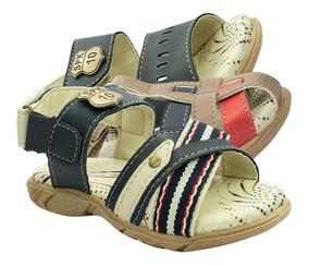Kit 3 Sandalia Papete Infantil Menino Masculina Sapato Moda