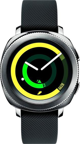 Smartwatch Samsung Gear Sport 43mm Gps 5atm Negro