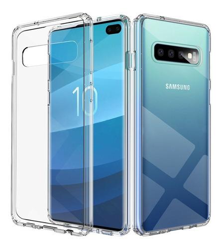 Imagen 1 de 2 de Protector Tpu Alto Impacto Samsung S10 S10e S10 Plus + ®