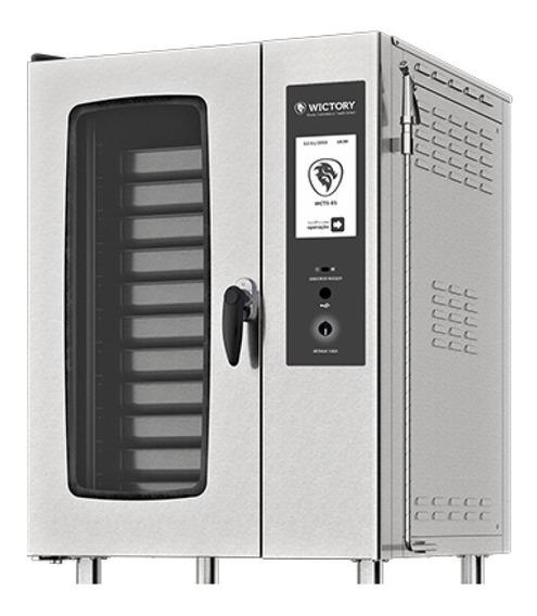 Horno Combinado Electrico Wictory 11 Bandejas Gn 1/1 Wts-11