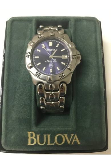 Relógio Bulova Marine Star 96b07