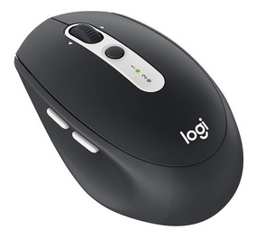 Mouse Sem Fio Logitech Multidevice M585 Unifying Nfe + Gar.