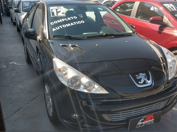 Peugeot 207 Passion 1.6 16v Xs Flex Aut. 4p 2012