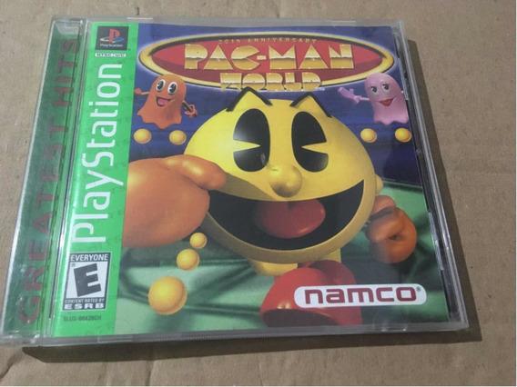 Pac Man World - Ps1
