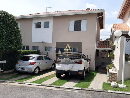 Imagem 1 de 26 de Excelente Casa Do Condomínio Em Barueri. Com 3 Dormitórios, Armários E Quintal Gourmet! - Ca2494