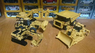 Caterpillar Camion 777d Norscot 1/50