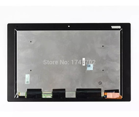 Tela Touch Com Display Tablet Sony Xperia Z2 Sgp551 Original
