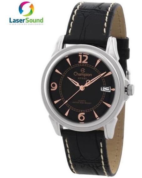 Relógio Champion Unissex Ca20438t C/ Garantia E Nf