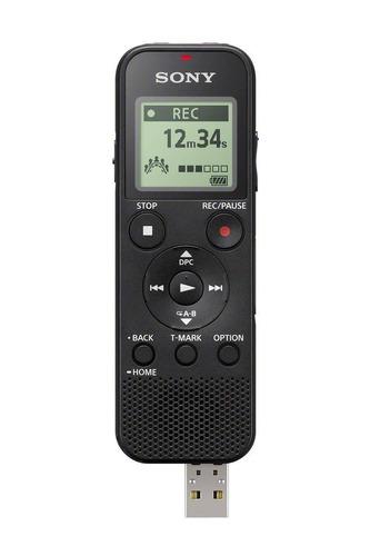 Sony Icd-px370 Grabadora Periodistica 4gb Usb Microsd