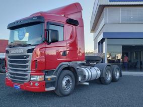 Scania G 420 6x2 2010 2011