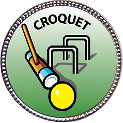 Imagen 1 de 5 de Premio Croquet, Colección Recreación De 1 Pulgada De