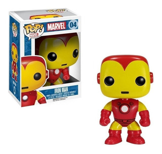 Figura Funko Pop Marvel - Iron Man 04