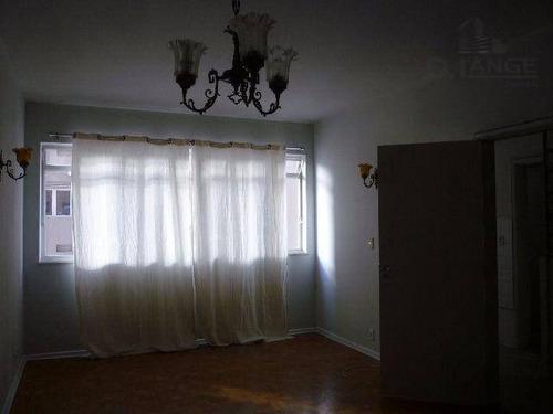 Imagem 1 de 8 de Apartamento Com 2 Dormitórios À Venda, 102 M² Por R$ 370.000,00 - Centro - Campinas/sp - Ap14514