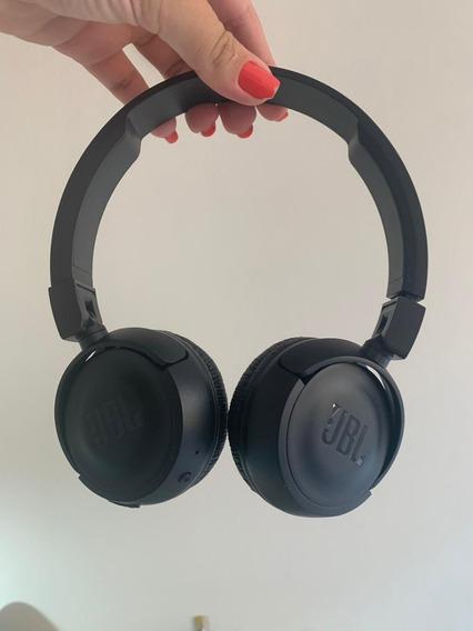 Jbl T450bt Fone De Ouvido Bluetooth Sem Fio Original