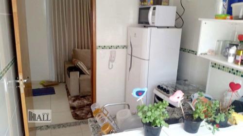 Imagem 1 de 7 de Apartamento Com 1 Dorm, Cidade Nova, São José Do Rio Preto - R$ 195.000,00, 54m² - Codigo: 1630 - V1630