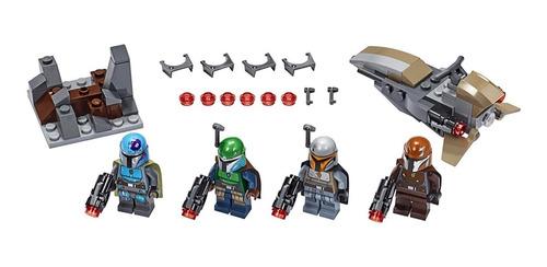Lego Star Wars Mandalorian (75267) 102 Piezas-nuevo- Baruta