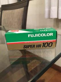 Filme 110 Fujicolor Super Hr 100 Venc. 07/1991