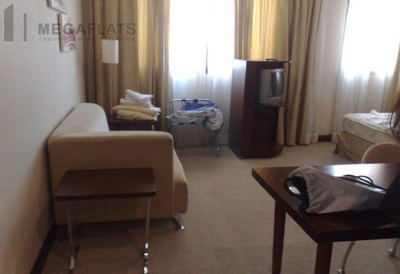 03188 - Flat 1 Dorm, Chácara Santo Antonio - São Paulo/sp - 3188