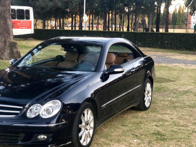 Mercedes-benz Clk 3.0 280 Coupe Mt 2009
