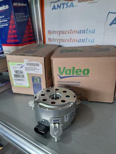 Motor Electroventilador Fiesta Ka Eco 1.6 160s Valeo Orgn