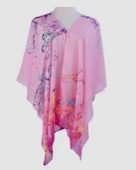 10 X Kimonos Estilo Geisha,bluson,vestido Corto Playa, Mayor