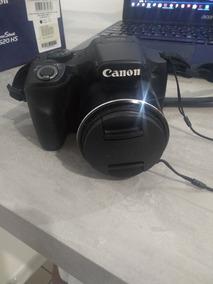 Câmera Canon Sx520hs Semi Profissional