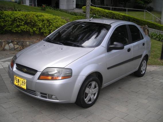 Chevrolet Aveo 1.4 Sedan 2006 Mecanico