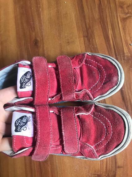 Zapatillas Vans Para Niño