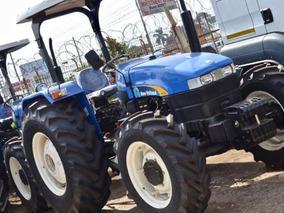 Maquinaria Agrícola Tractor New Holland Tt75