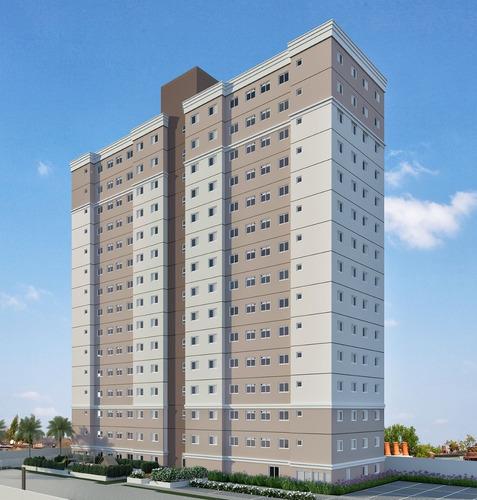 Imagem 1 de 11 de Apartamento Residencial Para Venda, Cooperativa, São Bernardo Do Campo - Ap7647. - Ap7647-inc