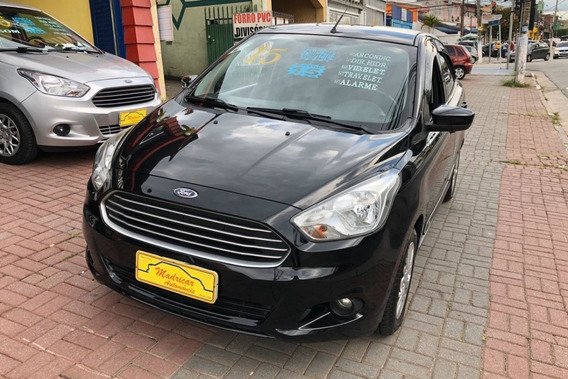 Ford/ Ka Sedan 2015 Se 1.5 Completo !