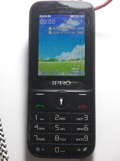 Celular I3200+ Ipró Original Sucata - Com Defeitos