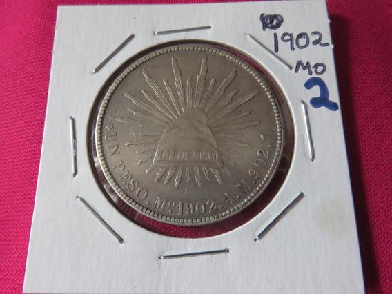 1 Un Peso Fuerte 1902 Mo Am