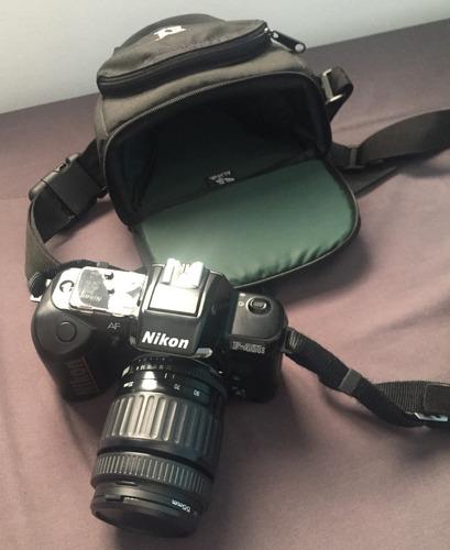 Câmera Analógica Nikon F-401s