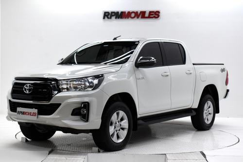 Toyota Hilux Srv 4x4 Automatica 2.8tdi 2019 Rpm Moviles