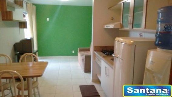 04689 - Apartamento 1 Dorm, Fazenda Santo Antônio Das Lages - Caldas Novas/go - 4689