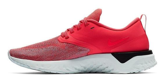 Nike Odyssey React 2 Flyknit Mujer