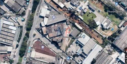 Imagem 1 de 11 de Ref: 10.723 Ótimo Galpão Esquina  4.700 M² E 3.500 M²  A.c.  Guarulhos. Estuda Propostas Financiamento. Zup 1 - Prox. Aeroporto Cumbica - 10723