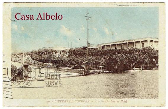 Sierras De Cordoba - Alta Gracia - Sierras Hotel