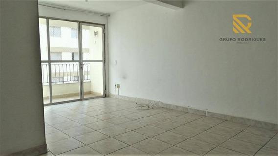 Apartamento Com 2 Dormitórios Para Alugar, 76 M² Por R$ 1.500/mês - Chácara Califórnia - São Paulo - Ap0361