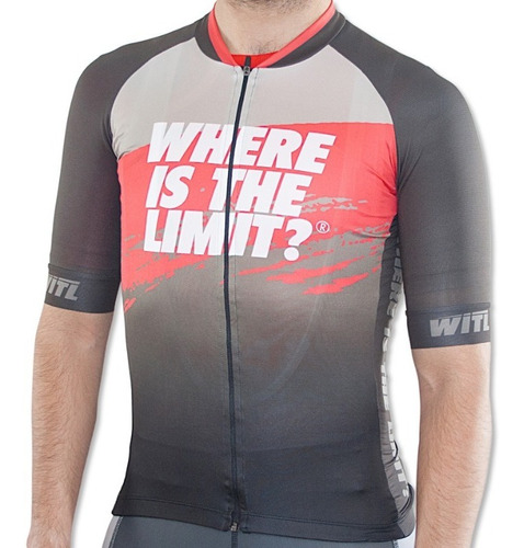 Maillot Jersey Ciclista Where Is The Limit? - Josef Ajram