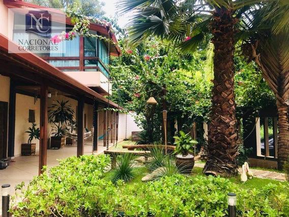 Chácara Com 7 Dormitórios À Venda, 1400 M² Por R$ 1.500.000 - Parque Ana Helena - Jaguariúna/sp - Ch0025
