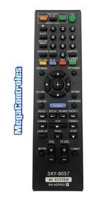 Controle Home Theater Sony Rm-adp053 /rm-adp057 / Rm-adp073