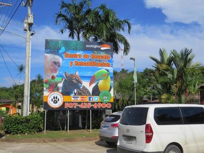 Se Vende Terreno/zoológico En Colón 17-6456 **hh*